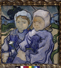 Van Gogh / Zwei Kinder / 1890 by AKG  Images