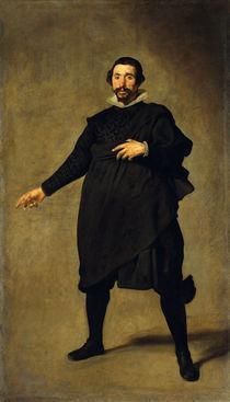 D.Velazquez, Hofnarr Pablo de Valladolid by AKG  Images