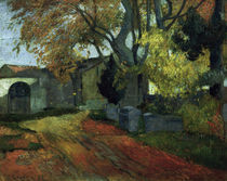 P.Gauguin, Les Alyscamps by AKG  Images