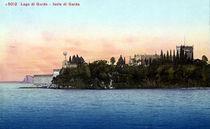 Isola di Garda / Postkarte von AKG  Images