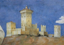 A.Mantegna, Cam.d.Sposi, Kastell von AKG  Images