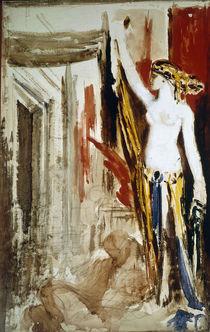 Moreau,G./ Dalila/ Aquarell von AKG  Images