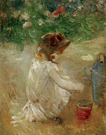 B.Morisot, Sandkuchen von AKG  Images