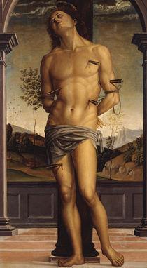 Perugino, Hl.Sebastian von AKG  Images