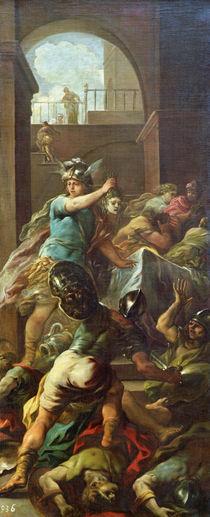 L.Giordano, Perseus mit Haupt der Medusa von AKG  Images