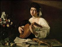 Caravaggio, Der Lautenspieler von AKG  Images