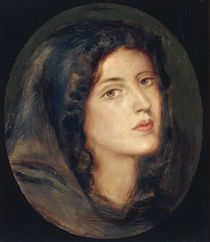 D.G.Rossetti, Miss Burton by AKG  Images