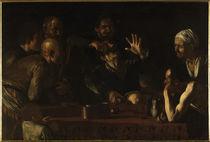 Caravaggio, Der Zahnbrecher von AKG  Images