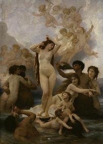 W.A.Bouguereau, Geburt der Venus by AKG  Images