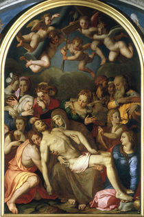 A.Bronzino, Beweinung Christi by AKG  Images