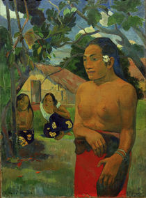 Gauguin, E Haere oe i hia von AKG  Images