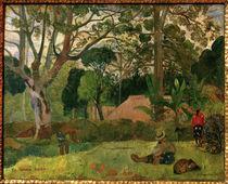 P. Gauguin,Te raau rahi (Der grosse Baum) by AKG  Images
