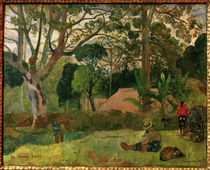 P. Gauguin,Te raau rahi (Der grosse Baum) von AKG  Images