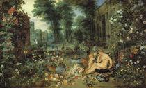 Rubens u.Brueghel, Der Geruch by AKG  Images