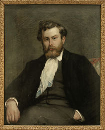 Alfred Sisley / Gemaelde von A.Renoir by AKG  Images