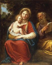 F.Albani, Die Heilige Familie von AKG  Images