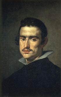 Diego Velazquez / Selbstbildnis? by AKG  Images