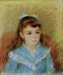 A.Renoir, Elisabeth Maitre by AKG  Images