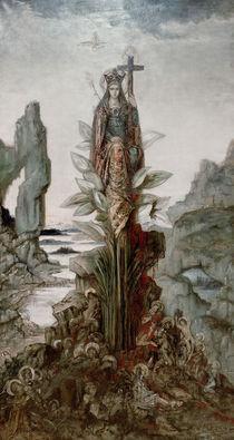 G.Moreau, Fleur mystique von AKG  Images
