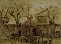 Van Gogh, Guinguette by AKG  Images
