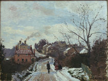 C.Pissarro, Fox Hill, Upper Norwood by AKG  Images
