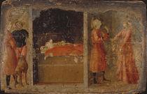 Masaccio, Vita das Hl.Julianus by AKG  Images