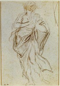 Bernini/Maria Aegyptiaca/Studie/um 1660 by AKG  Images