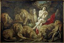 P.P.Rubens, Daniel in der Loewengrube von AKG  Images