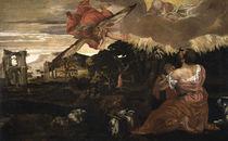 P.Veronese, Moses und brennend.Dornbusch von AKG  Images