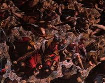 Tintoretto, Paradies, Ausschnitt von AKG  Images