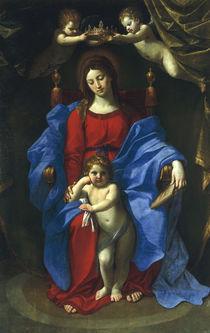G.Reni, Maria mit Kind (Madrid) von AKG  Images