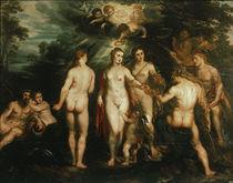 P.P.Rubens, Urteil des Paris / London by AKG  Images
