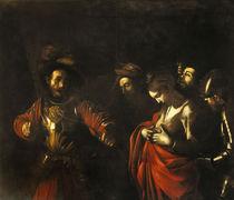 Caravaggio, Martyrium Hl.Ursula by AKG  Images
