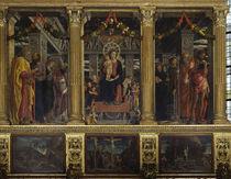 A.Mantegna, Altar von S.Zeno by AKG  Images