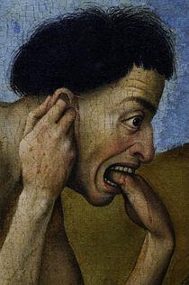 R.van der Weyden, Verdammter by AKG  Images