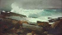 Winslow Homer, Sturmgepeitscht by AKG  Images