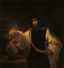 Aristoteles / Rembrandt von AKG  Images