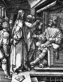 Duerer, Christus vor Herodes / Kl.Passion von AKG  Images