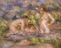 A.Renoir, Badende / 1918-19 / Ausschnitt by AKG  Images