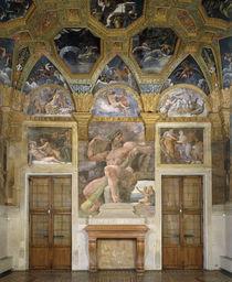 Mantua, Palazzo del Te, Sala di Psiche von AKG  Images