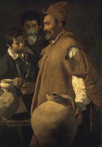 D. Velasquez, Wasserverkaeufer v.Sevilla by AKG  Images