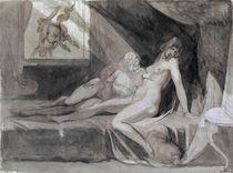 J.H.Fuessli, Der Nachtmahr by AKG  Images