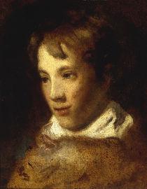 J.Constable, Der Sohn des Kuenstlers by AKG  Images