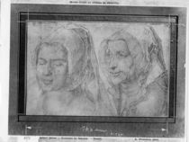 A.Duerer, Alte und junge Frau by AKG  Images