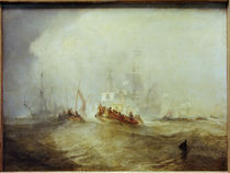 Wilhelm III./Landung in Torbay, 1688 by AKG  Images