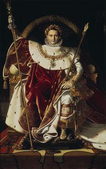 Napoleon I. Bonaparte / J.A.D. Ingres by AKG  Images