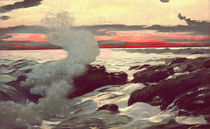 Winslow Homer, Landenge von West Point von AKG  Images