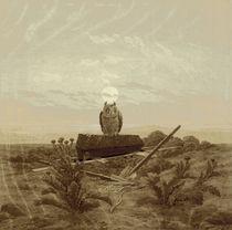 C.D.Friedrich, Landschaft mit Grab.... von AKG  Images