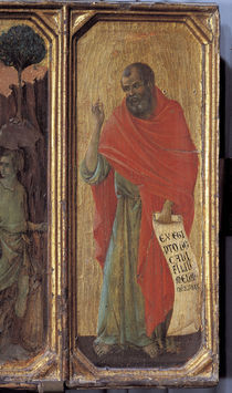 Duccio, Prophet Hosea by AKG  Images