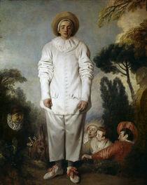 Antoine Watteau, Gilles von AKG  Images